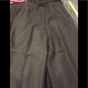 Pants - Women's size 16 wool trousers cuffed